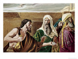 Dispair of Judas Giclee Print by Edward Armitage