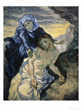 Pieta Giclee Print by Vincent van Gogh
