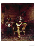 Confidence and Admiration Giclee Print by Eastman Johnson