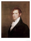Andrew Dexter, Founder of Montgomery, Alabama Giclee Print by Thomas Sully