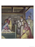 Adoration of the Shepherds Giclee Print by Vittorio Bianchini