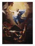 The Resurrection Giclee Print by Hendrick Krock