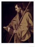 Saint Thomas Gicléedruk van Diego Velázquez