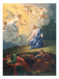 The Agony on the Mount of Olives Giclee Print by Hendrick Krock