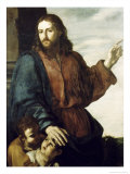 Christ Blessing the Children Giclee Print by Francisco Pacheco