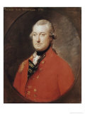 Charles Cornwallis Giclee Print by Thomas Gainsborough