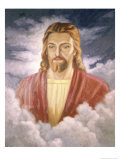 Portrait of Jesus Giclee Print by Vittorio Bianchini