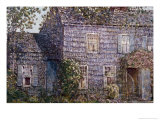 Hutchison House, Easthampton, Long Island Giclee Print by Childe Hassam