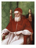 Pope Julius II Reproduction procédé giclée par Raphael