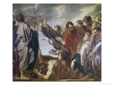 The Serpent of Metal Giclee Print by Sir Anthony Van Dyck