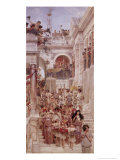 Rites of Spring Giclee Print by Laura Teresa Alma-Tadema