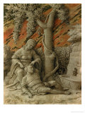 Samson and Delilah Giclee Print by Andrea Mantegna
