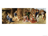 The Adoration of the Magi Giclee Print by Giorgione