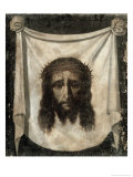 The Holy Face Giclee Print by Francisco de Zurbaran