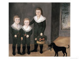 The Westwood Children Giclee Print by J. Johnson