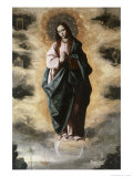 The Immaculate Conception Giclee Print by Francisco de Zurbarán