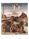 The Resurrection of Christ Giclee Print by Giovanni Bellini