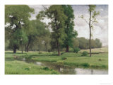 June Giclee Print by George Inness