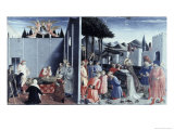 Martyrs and Saints Giclee Print by  Fra Angelico