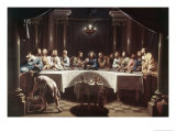 The Last Supper Giclee Print by Philippe De Champaigne