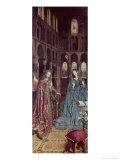 The Annunciation Giclee Print by Jan van Eyck 