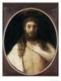The Risen Christ Giclee Print by  Rembrandt van Rijn