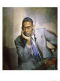Young Man in Blue Suit, c.1930 Giclee Print by Alice Kent Stoddard