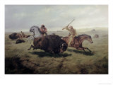 Life of the Hunter Giclee Print by Arthur Fitzwilliam Tait