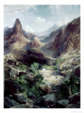 Grand Canyon, c.1904 Giclee Print by Edward Moran