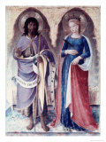 Saints Giclee Print by  Fra Angelico