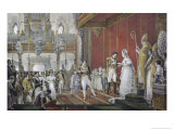 Marriage of Emperor Pedro I Toprincess Amelie de Leuchtenberg Giclee Print by Jean Baptiste Debret