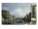 Grand Canal, Venice Giclee Print by  Canaletto