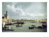 In Venice Giclee Print by Canaletto 