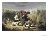 On the Wing Giclee Print by William Tylee Ranney