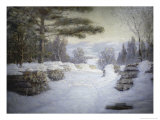 Winter Giclee Print by Robert Payton Reid