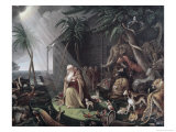 Noah's Ark Giclee Print by James Peale