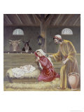 Nativity Giclee Print by Vittorio Bianchini