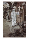 Calling of Matthew Giclee Print by James Tissot