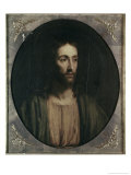 Head of Christ Lámina giclée por Philippe De Champaigne