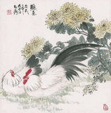 Zu Zweit Collectable Print by Songtao Gao