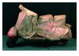 Christo - Wrapped Vespa Obrazy