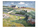 Brittany Landscape Giclee Print by Henry Moret