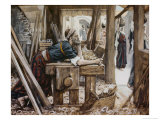 Anxiety of Joseph Giclee Print by James Tissot