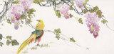 Gluckliche Kindertage II Kunstdrucke von Songtao Gao