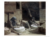 The Two Women at the Mill Giclee Print by James Tissot