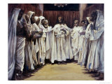 The Last Discourse of Our Lord Jesus Christ Giclee Print by James Tissot