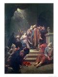 The Pentecost Giclee Print by Adriaan van der Werff