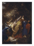 Taking of Christ Giclée-Druck von Sir Anthony Van Dyck