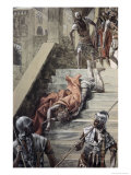 The Holy Stair Giclee Print by James Tissot
