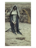 The Blessed Virgin in Old Age Giclee Print by James Tissot